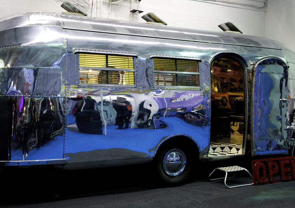airstream mobile salon