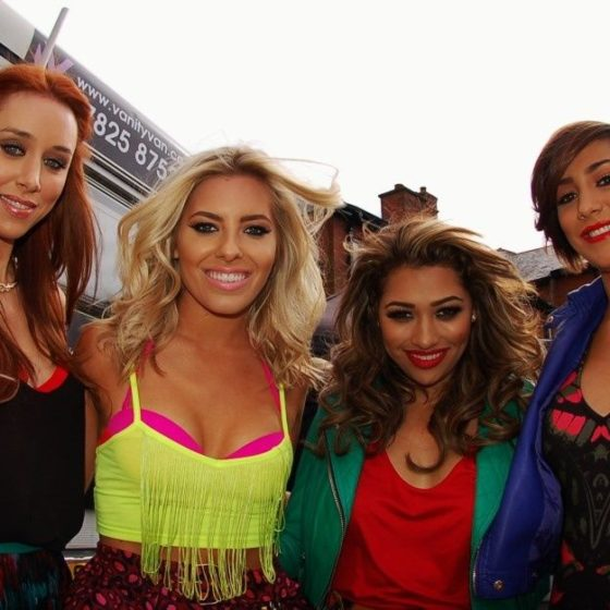 11-radio-one-big-weekend-2013-the-saturdays-popped-by-the-salon