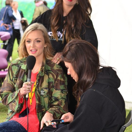 36-radio-one-big-weekend-2012-fearne-cotton-live-on-air-during-treatments