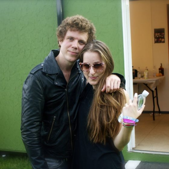 47-leeds-festival-2013-dash-and-alana-from-haim-had-massage-and-manicures