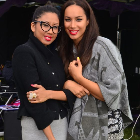 62-radio-one-big-weekend-2012-leona-lewis-hanging-out-in-the-salon
