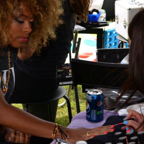 73-radio-one-big-weekend-2012-fleur-dj-fresh-nubar-manicure