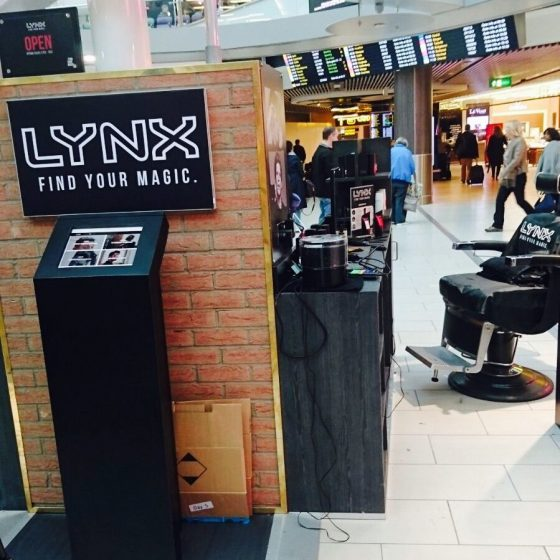 lynx-customer-reward-activation-gatwick-4