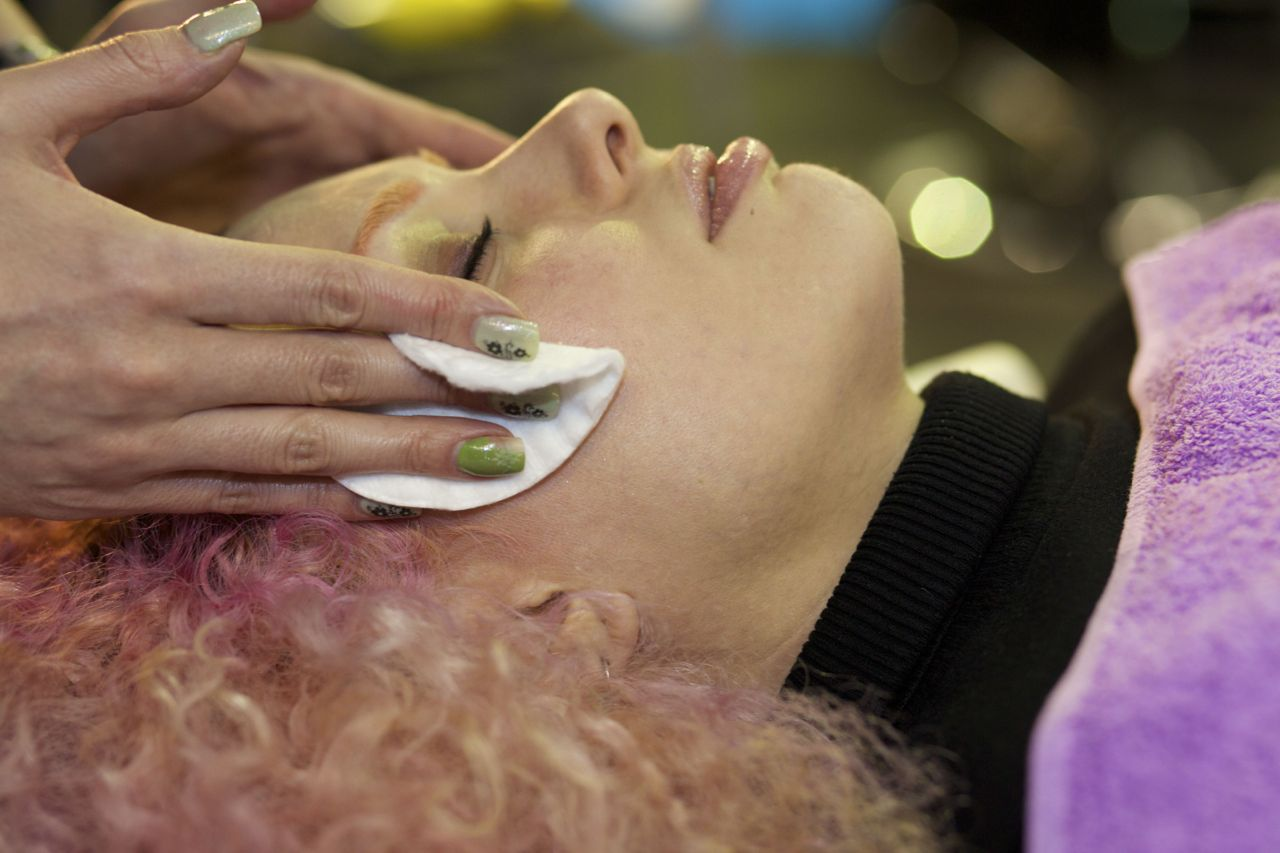 packages mobile beauty events facial wellness