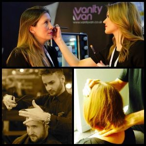 Vanity-Van-recruiting-UKwide-freelance-contracts-makeup-hairstyling