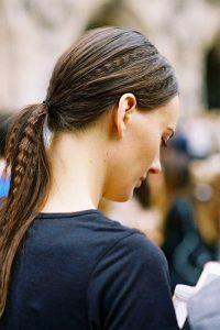 Festival Trends Hair Crimping