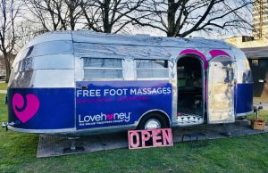 Vanity Van mobile salon packages