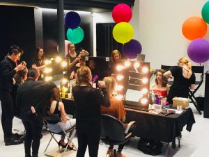 square meal indoor mobile salon