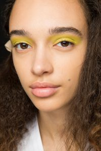 Block eye colour beauty trends
