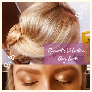 Valentine's Day Romantic Look