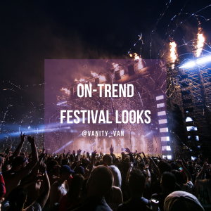 On-Trend Festival Makeup and Hair Looks