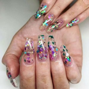 Summer nail trends jelly nails