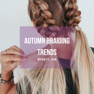 Autumn Braided Hairstyles Trends