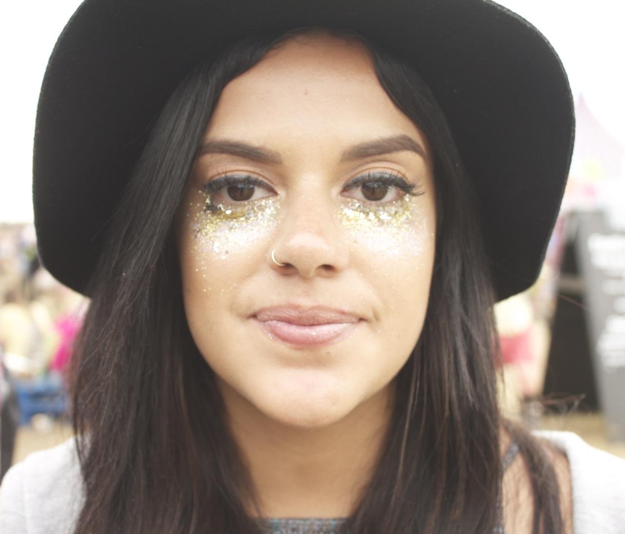 6 - Glitter makeovers