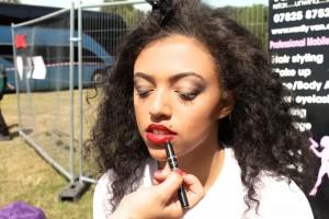 temporary staff makeup recruitment