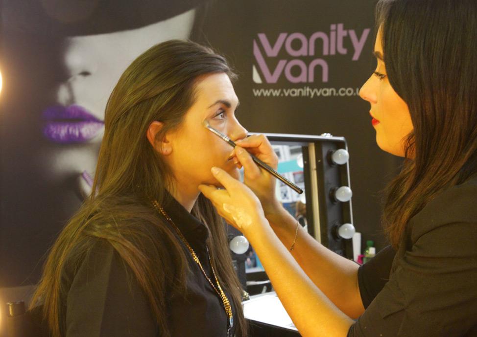 event types corporate reward salon makeup