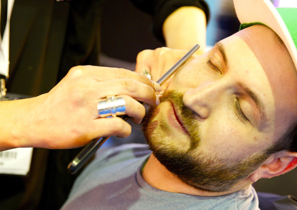 treatments male grooming mobile beauty events