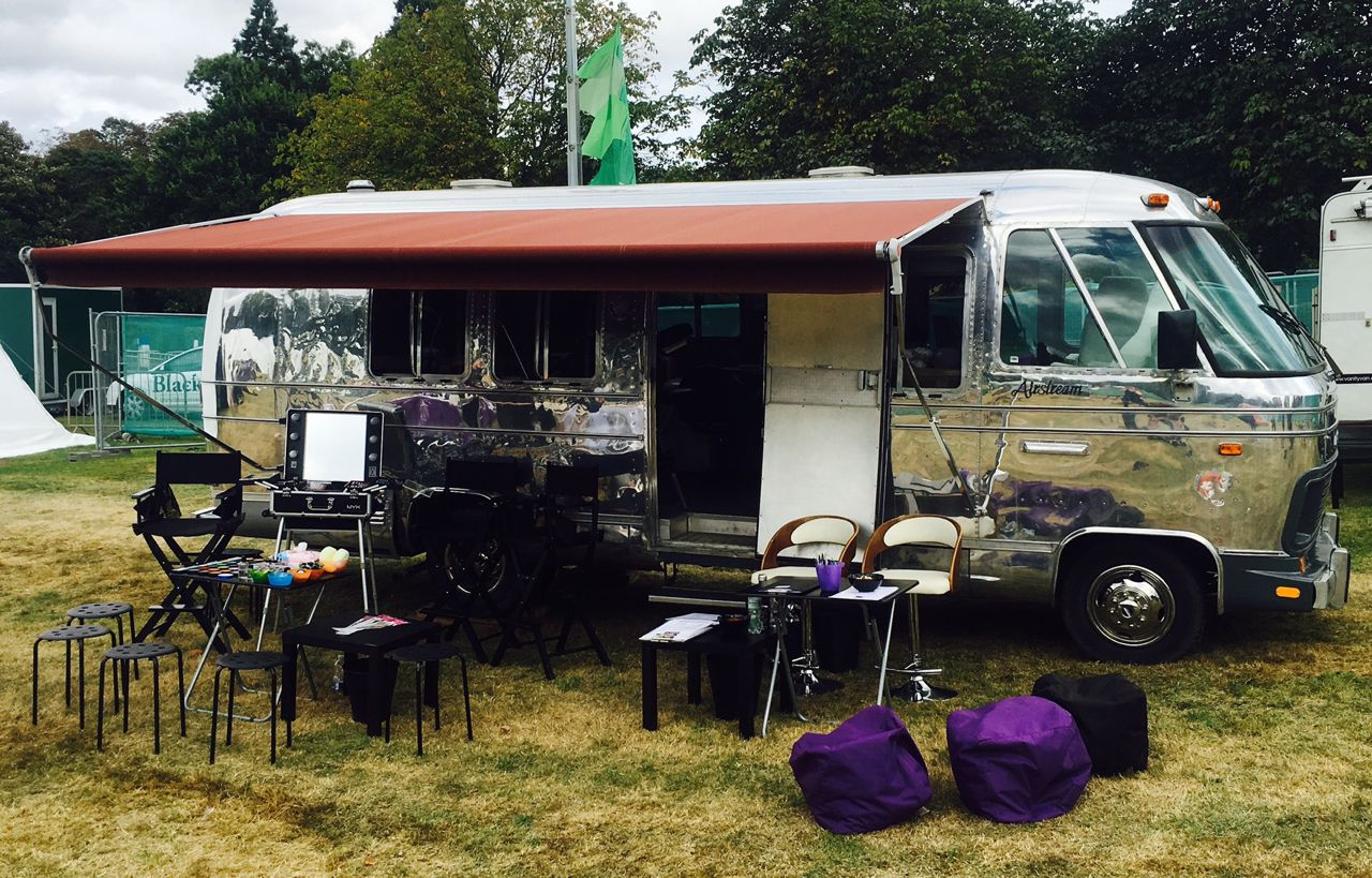 corporate fun days airstream salon