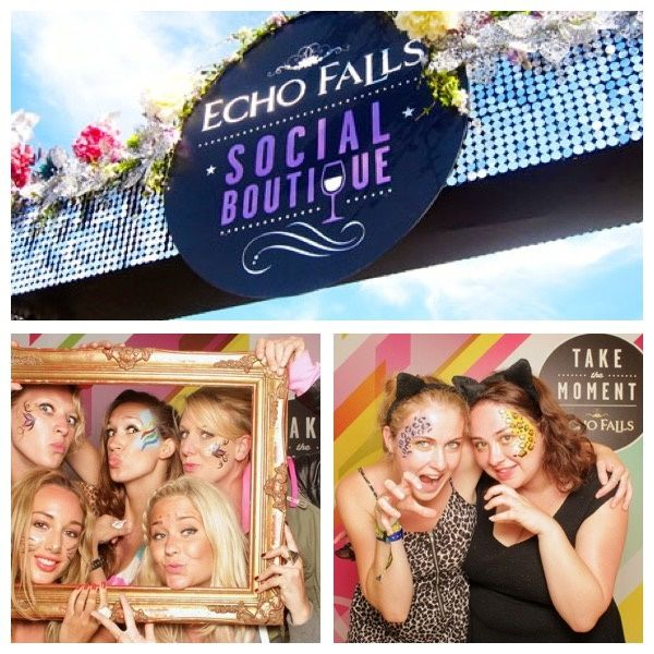 Brand campaigns mobile beauty events Bestival