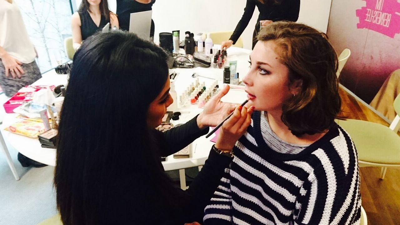 packages mobile beauty events pop up salon makeup