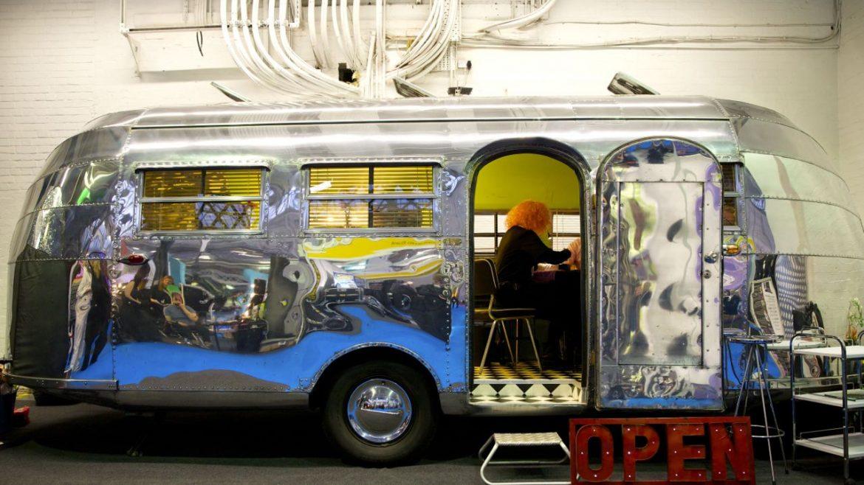 Vanity Van mobile salon