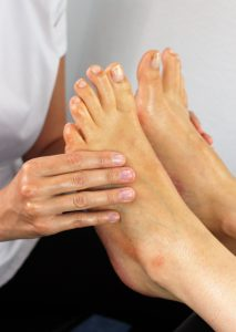 Mother's Day foot care
