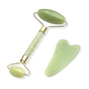 Home Massage Gua Sha and Jade Roller
