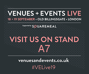 square meal venues and events